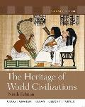 The Heritage of World Civilizations: Volume 1, Books a la Carte Edition (9th Edition)