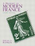 A History of Modern France (4th Edition)