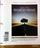Psychology and Life, Books a la Carte Edition (20th Edition)