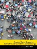 Basics of Social Research: Qualitative and Quantitative Approaches Plus MySearchLab with eTe...