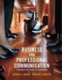 Business & Professional Communication: Principles and Skills for Leadership Plus MySearchLab...