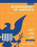 Government in America: People, Politics, and Policy. by George C. Edwards, Martin P. Wattenb...