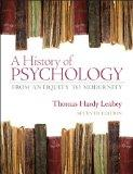 A History of Psychology: From Antiquity to Modernity Plus MySearchLab with eText -- Access C...