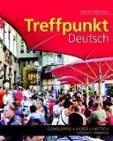 Treffpunkt Deutsch: Grundstufe Plus MyGermanLab with eText multi semester -- Access Card Pac...