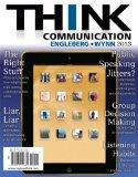 THINK Communication Plus MySearchLab with eText -- Access Card Package (2nd Edition)