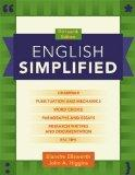 English Simplified (with MyWritingLab with Pearson eText) (13th Edition)