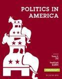 Politics in America, 2012 Election Edition (10th Edition)