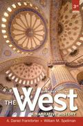 Black and White Edition of The West: A Narrative History, Combined Volume (3rd Edition)