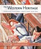 The Western Heritage: Volume 2 Plus NEW MyHistoryLab with eText -- Access Card Package (11th...