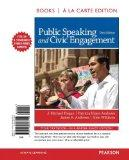 Public Speaking and Civic Engagement, Books a la Carte Edition (3rd Edition)