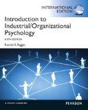 Introduction to Industrial and Organizational Psychology: International Edition