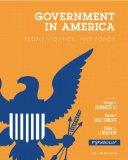 Government in America: People, Politics, and Policy, 2012 Election Edition, Books a la Carte...