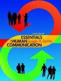 Essentials of Human Communication Plus NEW MyCommunicationLab with eText -- Access Card Pack...