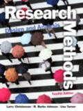 Research Methods, Design, and Analysis Plus MysearchLab with eText -- Access Card Package (1...