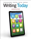 Writing Today, Canadian Edition Plus NEW MyCompLab with Pearson eText -- Access Card Package