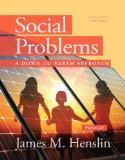 Social Problems: A Down to Earth Approach (11th Edition)