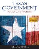 Texas Government Plus NEW MyPoliSciLab with Pearson eText -- Access Card Package (12th Edition)