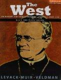 The West: Encounters & Transformations, Volume 2: Since 1550, Black & White (4th Edition)