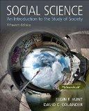 MySearchLab with Pearson eText --  Standalone Access Card -- for Social Science: An Introduc...