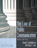 Law of Public Communication Plus MySearchLab with eText -- Access Card Package (9th Edition)