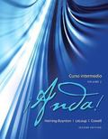 Anda! Curso intermedio, Volume 2 Plus MySpanishLab (one semester with eText -- Access Card P...