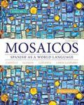 Mosaicos Volume 3 (6th Edition)