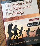 Abnormal Child and Adolescent Psychology with DSM-5 Update -- Instructor's Copy