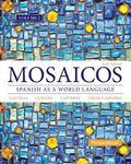 Mosaicos Volume 2 (6th Edition)