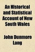 An historical and statistical account of New South Wales (1852)