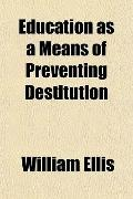 Education as a Means of Preventing Destitution