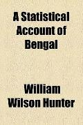 A Statistical Account of Bengal (1877)
