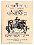 Architecture of the Italian Renaissance