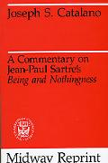 Commentary on Jean-Paul Sartre's