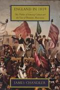 England in 1819 The Politics of Literary Culture and the Case of Romantic Historicism