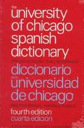 Univ.of Chicago Spanish Dictionary