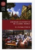 American Universities in a Global Market (National Bureau of Economic Research Conference Re...