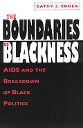 Boundaries of Blackness AIDS and the Breakdown of Black Politics