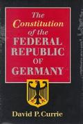 Constitution of the Federal Republic of Germany