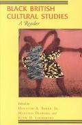 Black British Cultural Studies A Reader