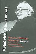 Friedrich Durrenmatt Selected Writings, Essays