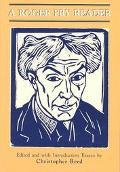 Roger Fry Reader
