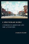Spectacular Secret Lynching in American Life And Literature