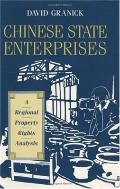 Chinese State Enterprises A Regional Property Rights Analysis