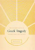 Theatricality of Greek Tragedy Playing Space And Chorus