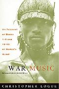 War Music An Account of Books 1-4 and 16-19 of Homer's Iliad