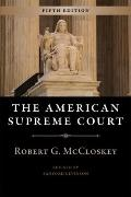 The American Supreme Court (The Chicago History of American Civilization)