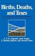 Births, Deaths and Taxes: The Demographic and Political Transitions