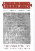 Public Lettering Script, Power and Culture