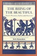 Being of the Beautiful Plato's Theaetetus, Sophist, And Statesman