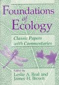 Foundations of Ecology Classic Papers With Commentaries